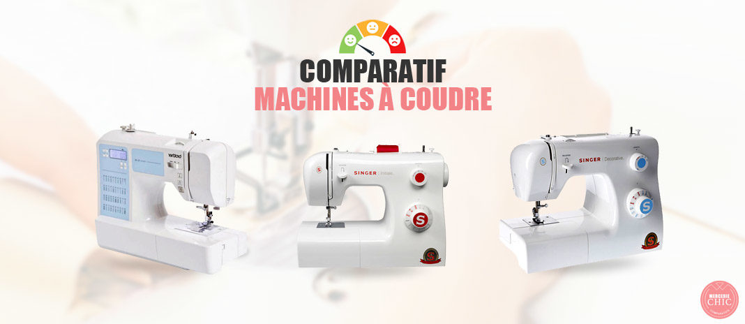 comparatif machines à coudre