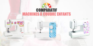 comparatif machines à coudre enfant