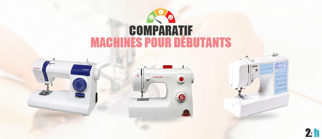 comparatif machines debutants