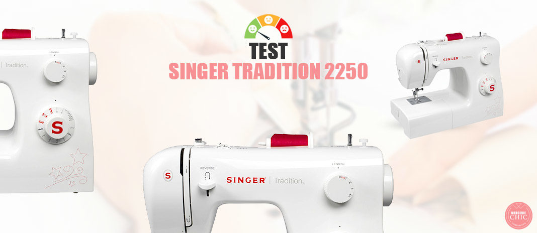 test singer tradition 2250