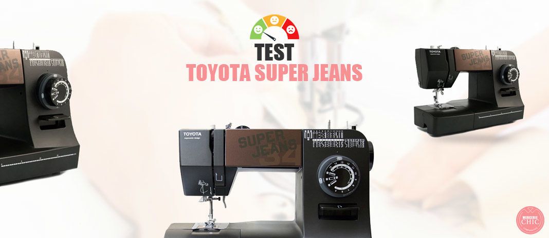 Test Toyota Super jeans