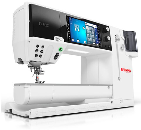 brodeuse bernina 880 plus