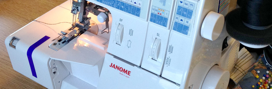 avantages janome 1200
