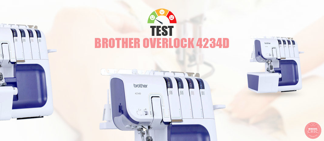 test brother overlock 4234d