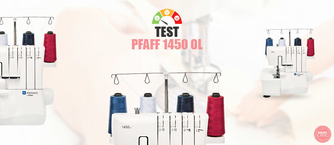 Test Lidl Pfaff 1450 OL