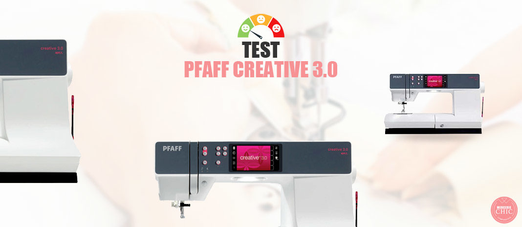 Test Pfaff creative 3.0