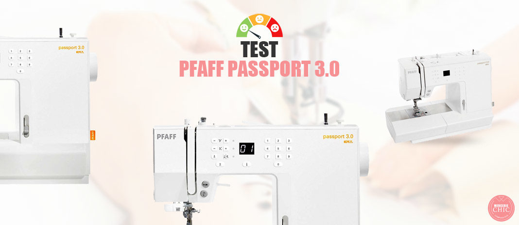 test pfaff passport 3.0