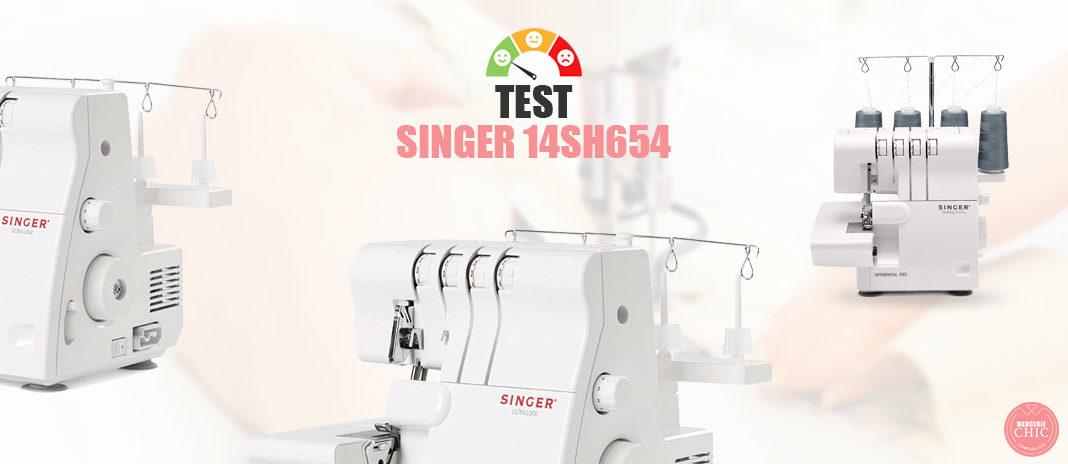 test singer 14SH654