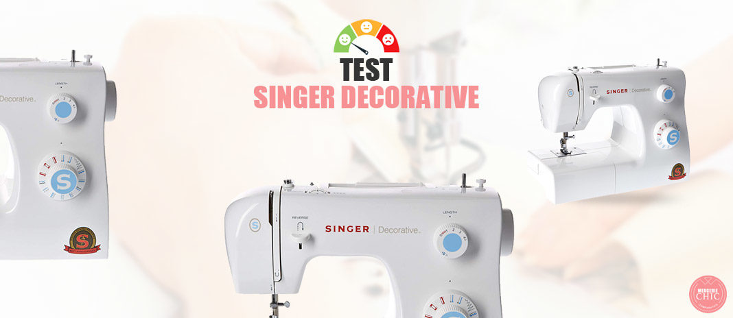 test singer decorative