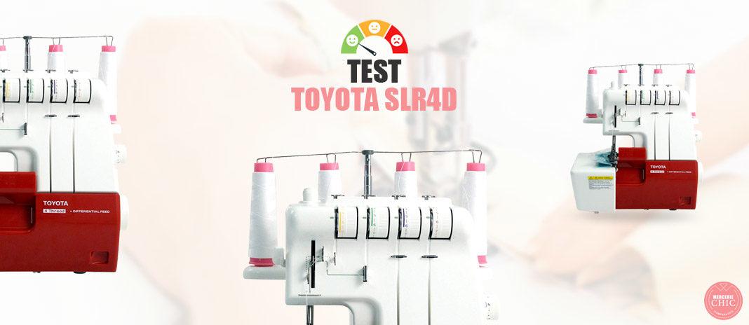 Test toyota slr4d