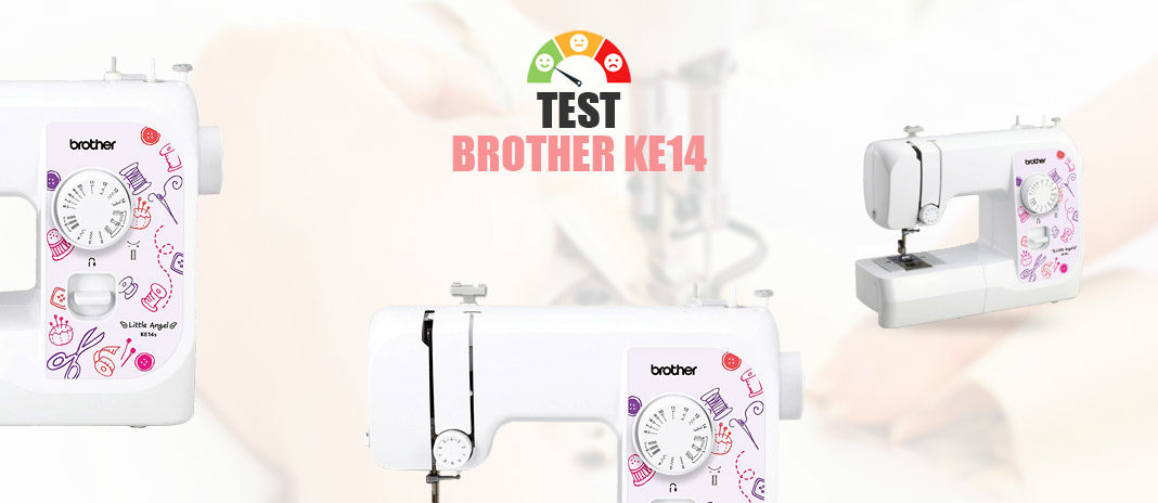test brother ke14 little angel