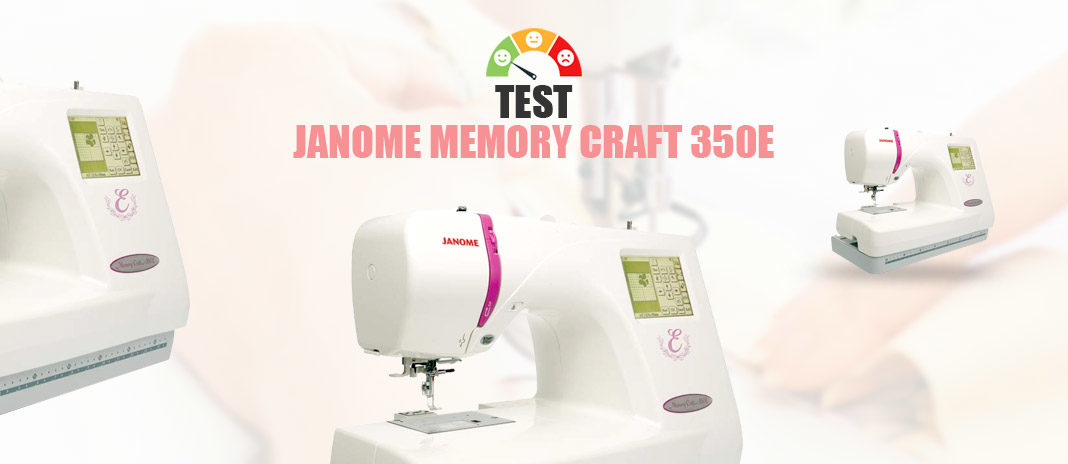 Test Janome Memory Craft
