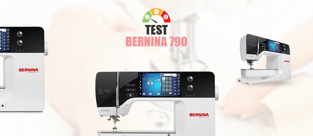Test Machine Bernina 790