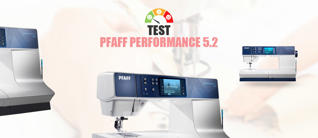 test machine pfaff 5.2