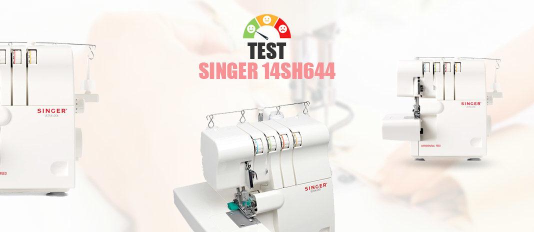 Test SInger 14sh644