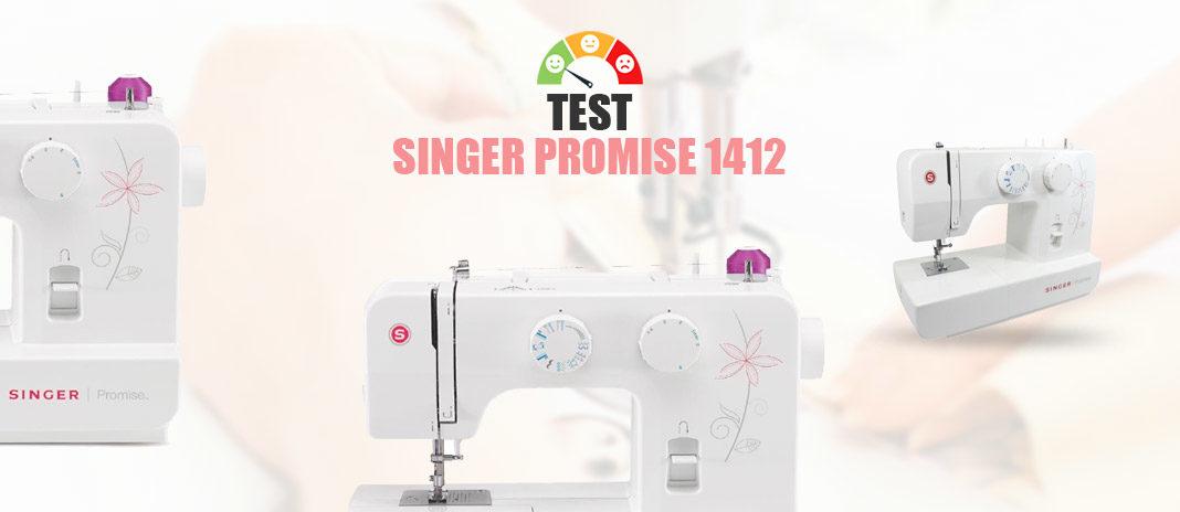 Test Singer Promise 1412