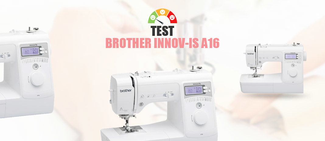 test Brother Innovis A16
