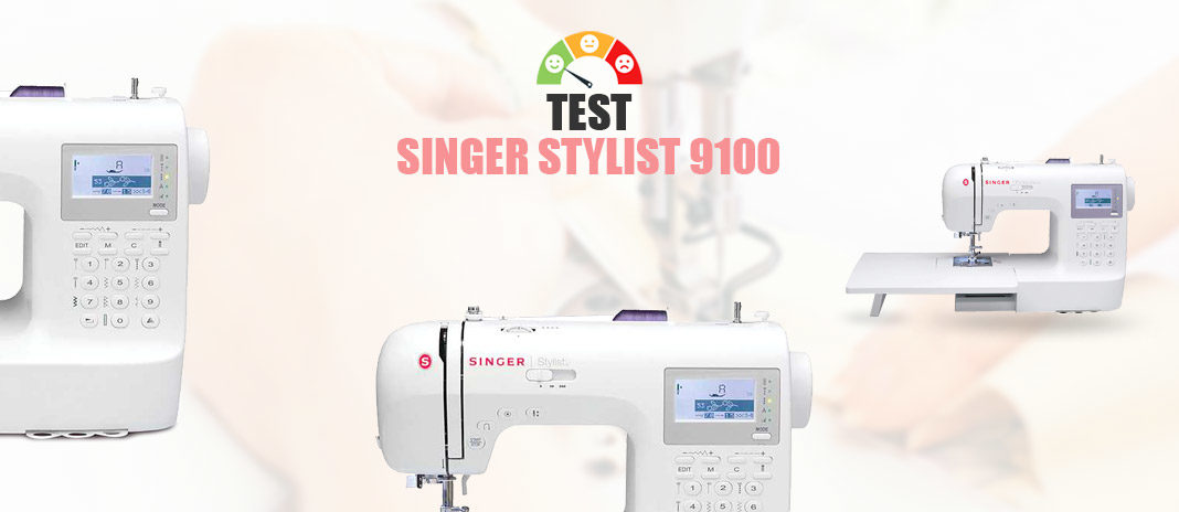 Test singer stylist 9100
