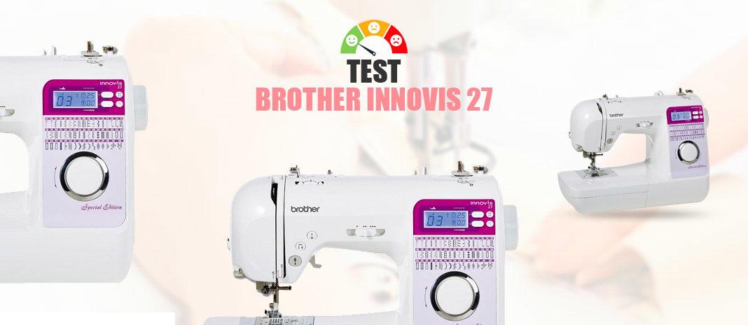 test brother 27-SE