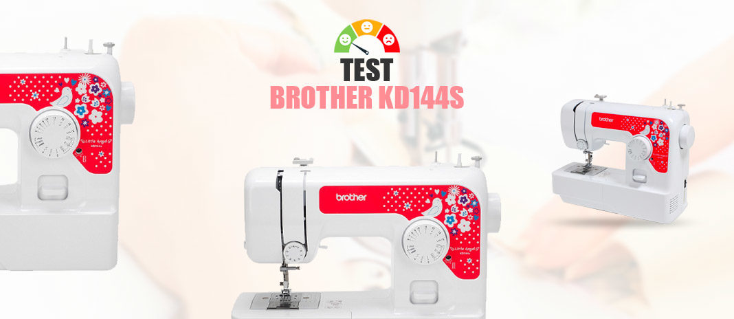 Test brother KD144s
