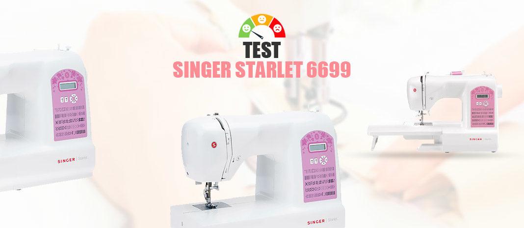 test singer starlet 6699