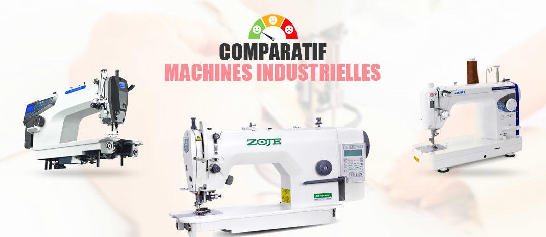meilleure machine à coudre industrielle