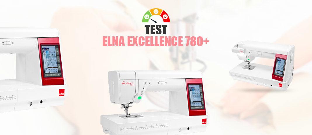 avis elna excellence 780