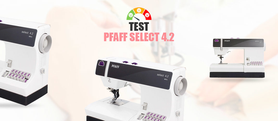 Avis Pfaff Select 4.2