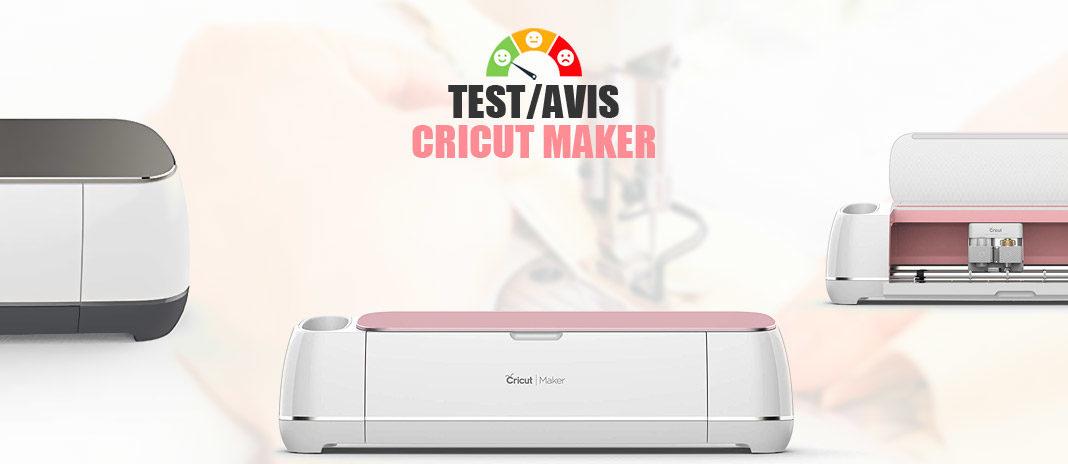 test cricut maker